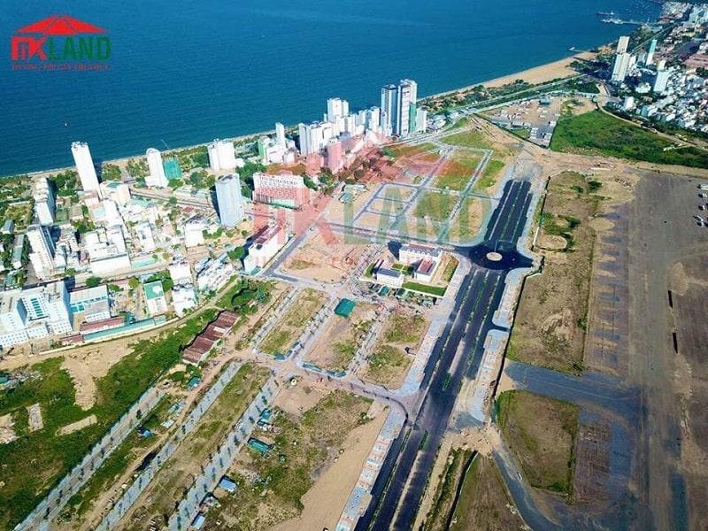 Tiến độ xây dựng dự án sân bay Nha Trang cũ