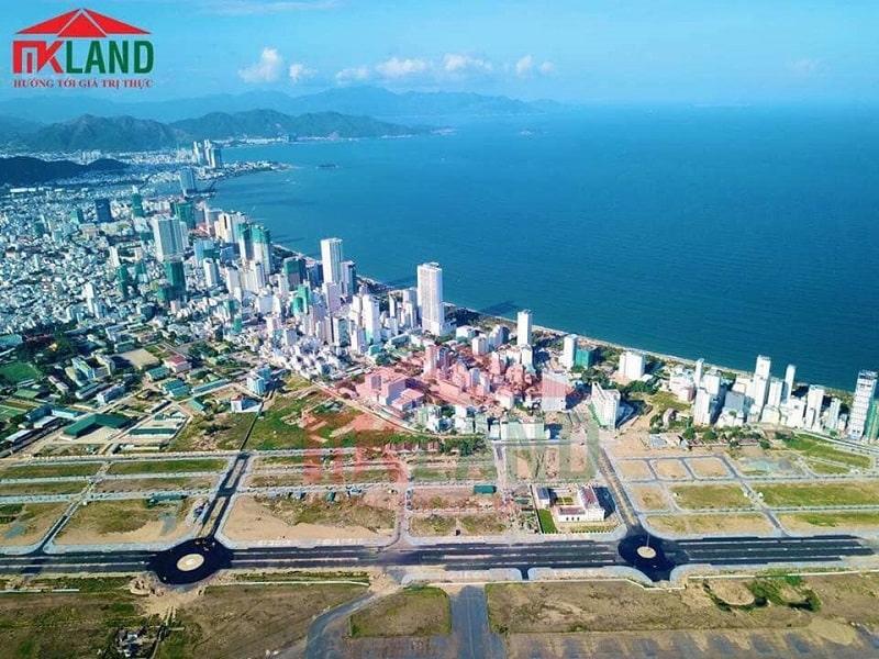 Hình ảnh mới nhất về khu đô thị Sân bay Nha Trang cũ