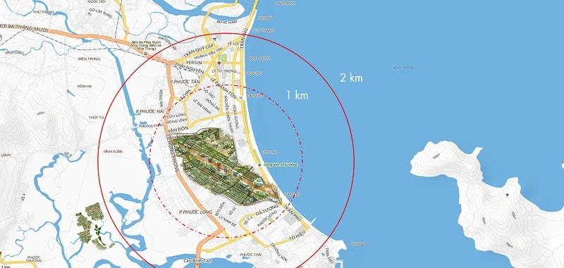 Từ Sân Bay Nha Trang cũ đi ra Sân Bay Cam Ranh chỉ 33km